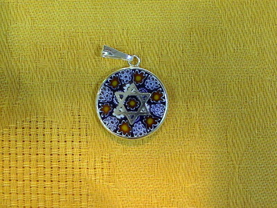 Murano glass pendents Art. 05