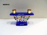 murano glass candlestik Art.18