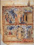 Kaufmann Haggadah, Spain -<br>&nbsp; &nbsp;  &nbsp; &nbsp; (facsimile of the 14th century original)